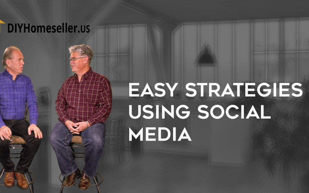 Easy Strategies Using Social Media