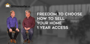 Freedom to choose how to sell your home 1 Year Access video